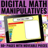 Digital Math Manipulatives for Distance Learning - Google
