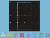 Digital Math Manipulatives for the Common Core: Geoboard
