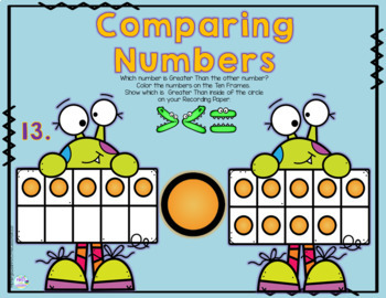 Digital Math Monster Fun Pack