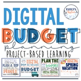 Digital Math Project for Middle School & Elementary School - PBL Projects