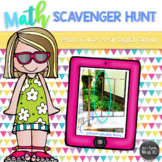 End of Year Activity: Math Scavenger Hunt