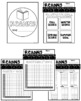 Digital Math Tracking {Editable}