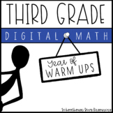 Interactive Math TEKS Warm Ups - 3rd Grade