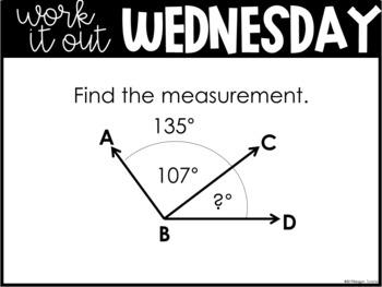 Digital Math Warm-Ups Fourth Grade