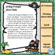 Writing Prompt Digital Task Cards: Math Prompts