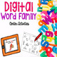 Digital Math and Literacy Center Activities Mega Pack