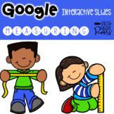 Digital Measuring Interactive Activities using Google Slides
