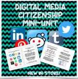Digital Media Citizenship Mini Unit