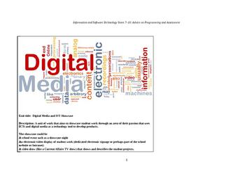 Digital Media IST Program