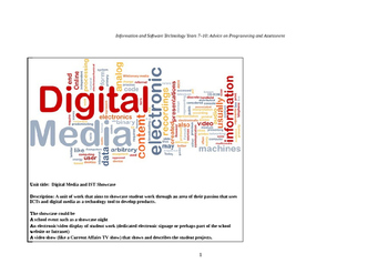 Digital Media IST Program