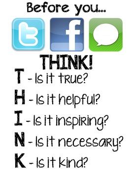 Image result for t.h.i.n.k poster