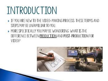 Digital Media Video Production Theory