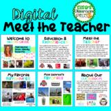 Digital Meet the Teacher - 2nd Grade