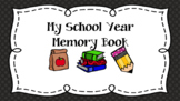 End of the Year Digital Memory Book