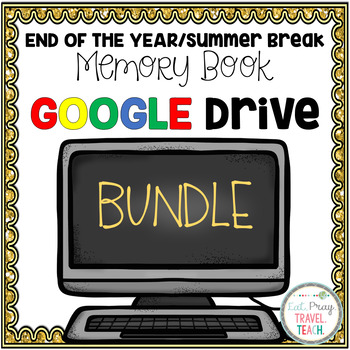 Digital Memory Book Bundle