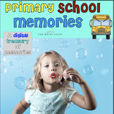 Digital Memory Book for Primary Learners Google Classroom™