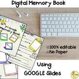 Digital Memory Book