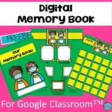 Digital Memory Book for the End of the Year!  Freebie!