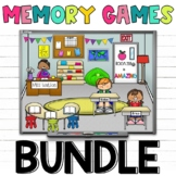 Digital Memory Games Monthly Themed & Questions Brain brea
