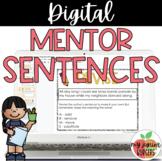 Digital Mentor Sentences | Intermediate | Set 1 | Distance