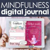 Digital Mindfulness Journal: Mindfulness Activities for Di