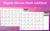 Digital Minute Math: Additon