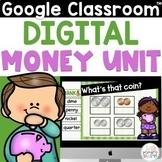 Digital Money for Google Slides 2nd Grade Counting Coins