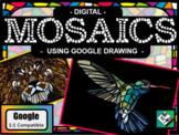 Digital Mosaic using Google Drawing