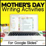 Digital Mother's Day Celebration of Mom with Google Slides