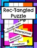 Digital Moveable Math Rectangle Puzzle Shape Activity Goog