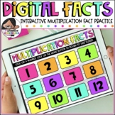 Digital Multiplication Facts | PowerPoint & Google Slides™ Ready!