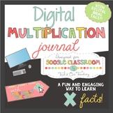 Digital Multiplication Journal/Interactive Notebook YEAR L