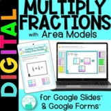 Digital Multiply Fractions with Area Models