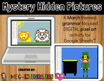 Digital Mystery Hidden Pictures