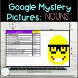 Digital Mystery Picture: Nouns