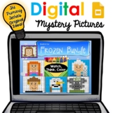 Digital Mystery Pictures - Frozen Friends Bundle