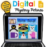 Digital Mystery Pictures - Winter Bundle