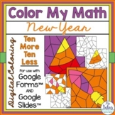 Digital Math Coloring Activities Google™ Forms and Slides