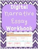 Digital Narrative Essay Interactive Notebook Google Slides