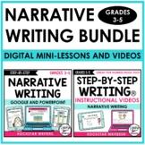 Digital Narrative Writing Unit | Narrative Writing Mini-Le