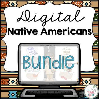 Digital Native Americans Bundle
