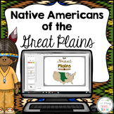 Digital Native Americans of the Great Plains