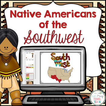 Digital Native Americans of the Southwest