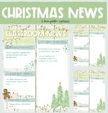Digital Newsletter - Christmas Theme