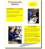 Digital Newsletter Template
