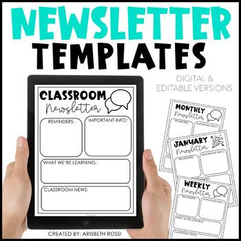 Digital Newsletters