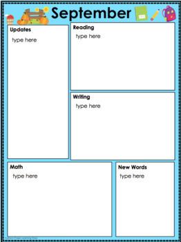 Digital Newsletters Distance Learning