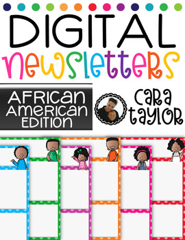 Digital Newsletters (African American Edition) for Google Drive