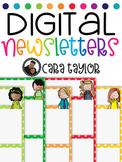 Digital Newsletters for Google Drive