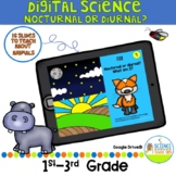 Digital Nocturnal or Diurnal Science Pack
